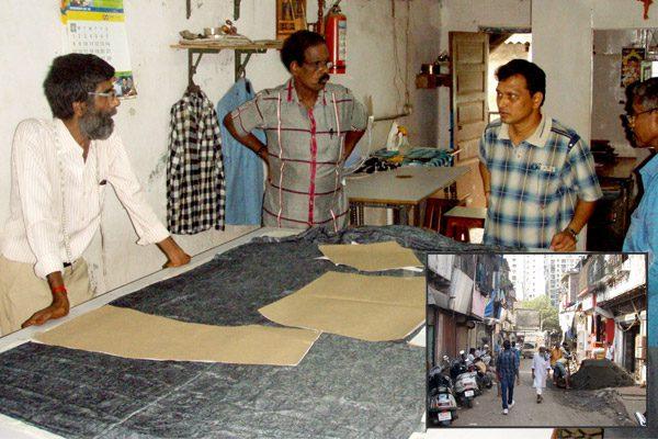 Sarong Production: Sampling & Sewing New Garments