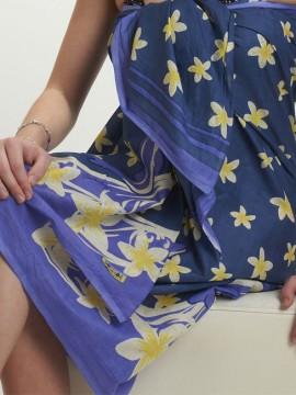 cotton sarong or pareo