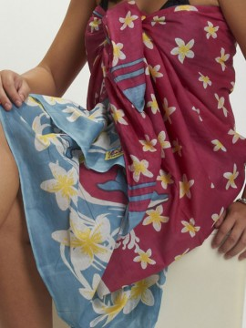 cotton sarong or pareo