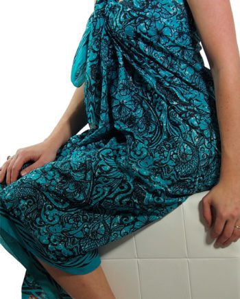 sarong cotton 2.1 m long