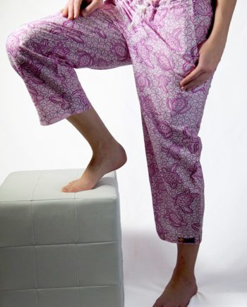 Beach Pant Turtle T2 Purple