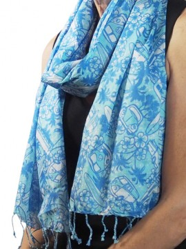 Combi Royal Cotton Scarf