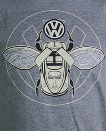"T-shirt""Beetle Bug"" print"