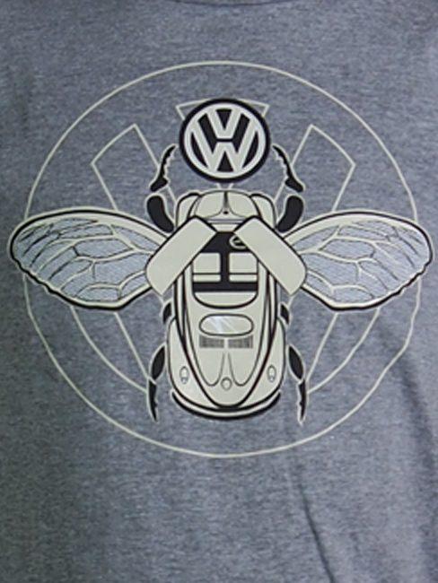 """T-shirt""""Beetle Bug"""" print"""